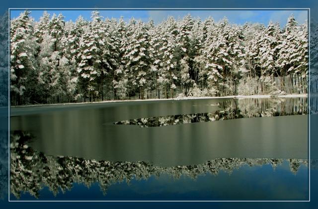 Žiemos veidrodžiai I